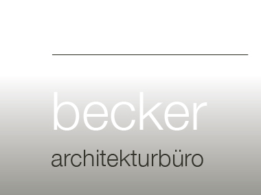Andreas Becker | Architekt | Dipl.-Ing.