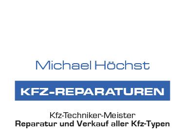Kfz-Reparaturen Michael Höchst