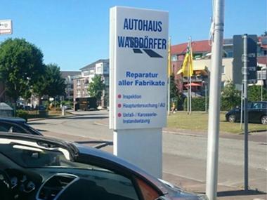 Autohaus Walddörfer
