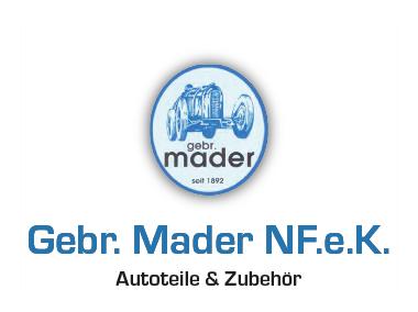 Autoteile Mader NF e.K.