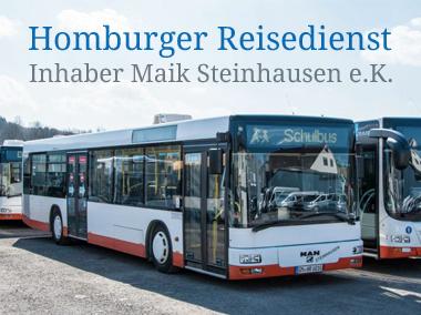 Homburger Reisedienst Maik Steinhausen e.K.