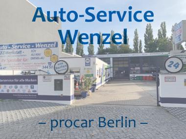 Auto-Service Wenzel – procar Berlin –
