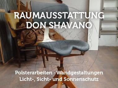 Raumausstattung Don Shavano