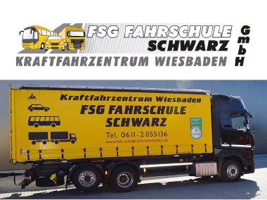 Kraftfahrzentrum Wiesbaden | FSG-Fahrschule Schwarz GmbH