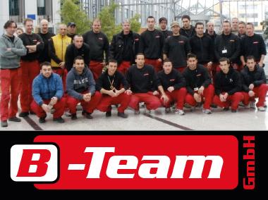 B-Team Büromöbelmontagen GmbH