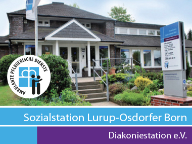 Sozialstation Lurup-Osdorfer Born Diakoniestation e.V.