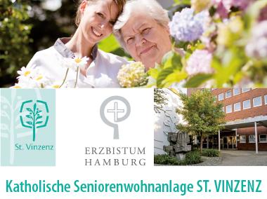 Der Erzbischöfliche Stuhl zu Hamburg – Seniorenwohnanlage St. Vinzenz