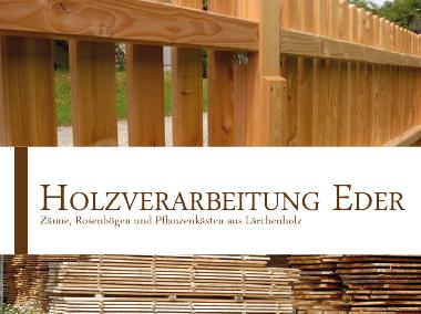 Eder Holzverarbeitung GmbH & Co. KG