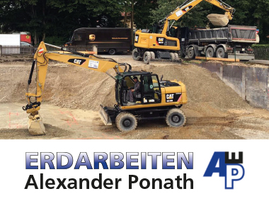Erdarbeiten Alexander Ponath