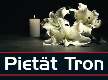 Pietät Tron |Bestattungsinstitut