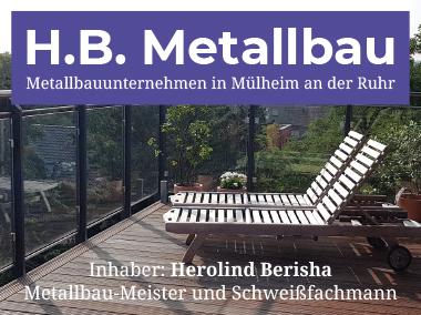 H. B. Metallbau