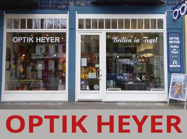Optik Heyer – Brillen in Tegel