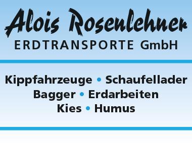 Alois Rosenlehner Erdtransporte GmbH